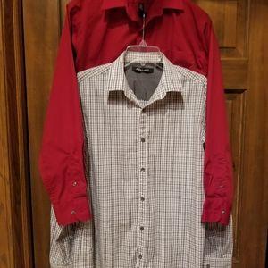 Men's Longsleeve Button-up Shirts